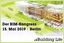 Building Life Kongress 2019 in Berlin