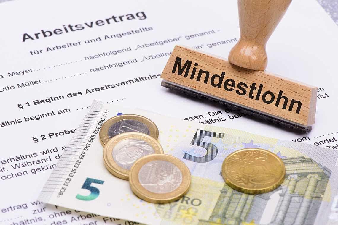 Neuer Mindestlohn Im Baugewerbe Build Ing Bim Fachmagazin Und