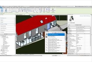 Screenshot HeinzeBim-Plug-in (Foto: Heinze)